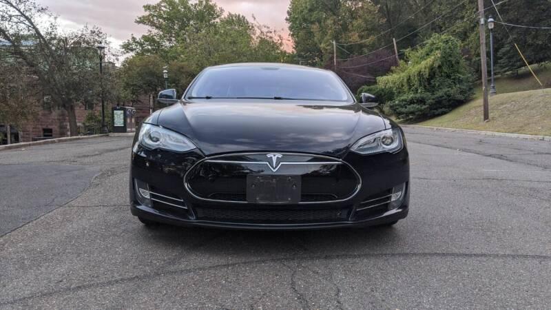 2013 Tesla Model S for sale at Shah Motors LLC in Paterson NJ