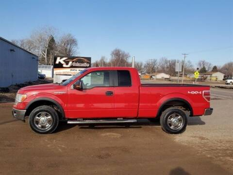 2010 Ford F-150 for sale at KJ Automotive in Worthing SD