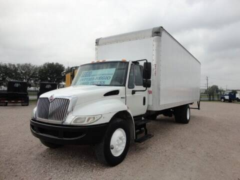 2011 International DuraStar 4300 for sale at Regio Truck Sales in Houston TX