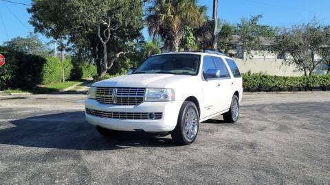 2009 Lincoln Navigator for sale at Second 2 None Auto Center in Naples FL