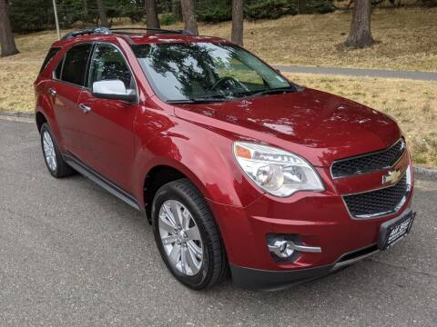2010 Chevrolet Equinox for sale at All Star Automotive in Tacoma WA
