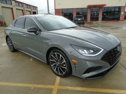 2020 Hyundai Sonata for sale at Premier Foreign Domestic Cars in Houston TX