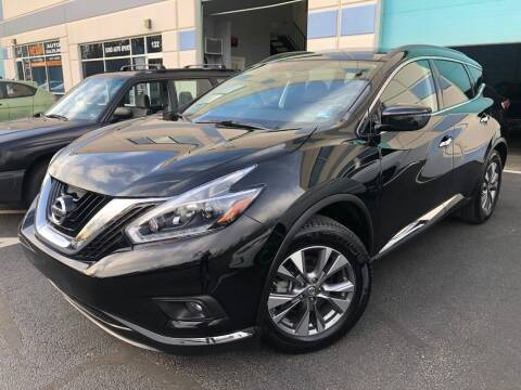 2018 Nissan Murano for sale at Best Auto Group in Chantilly VA
