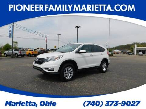 2015 Honda CR-V for sale at Pioneer Family preowned autos in Williamstown WV