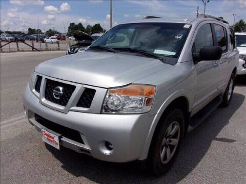 2015 Nissan Armada for sale at Hickory Used Car Superstore in Hickory NC