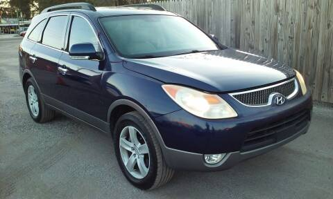 2008 Hyundai Veracruz for sale at Pinellas Auto Brokers in Saint Petersburg FL