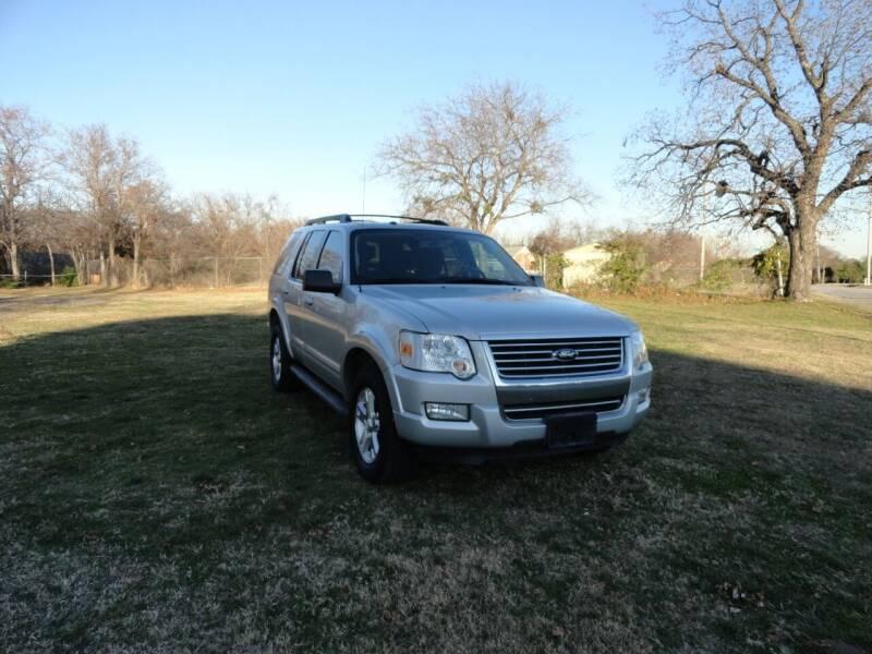 2010 Ford Explorer for sale at Vamos-Motorplex in Lewisville TX