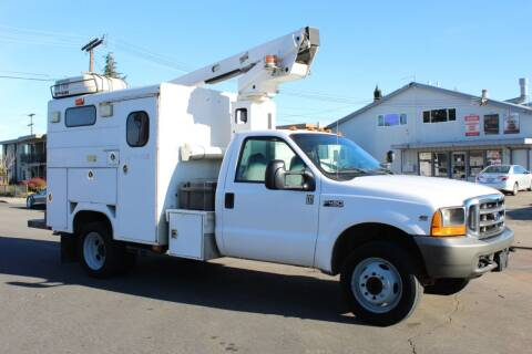 2000 Ford F-450 Super Duty for sale at CA Lease Returns in Livermore CA