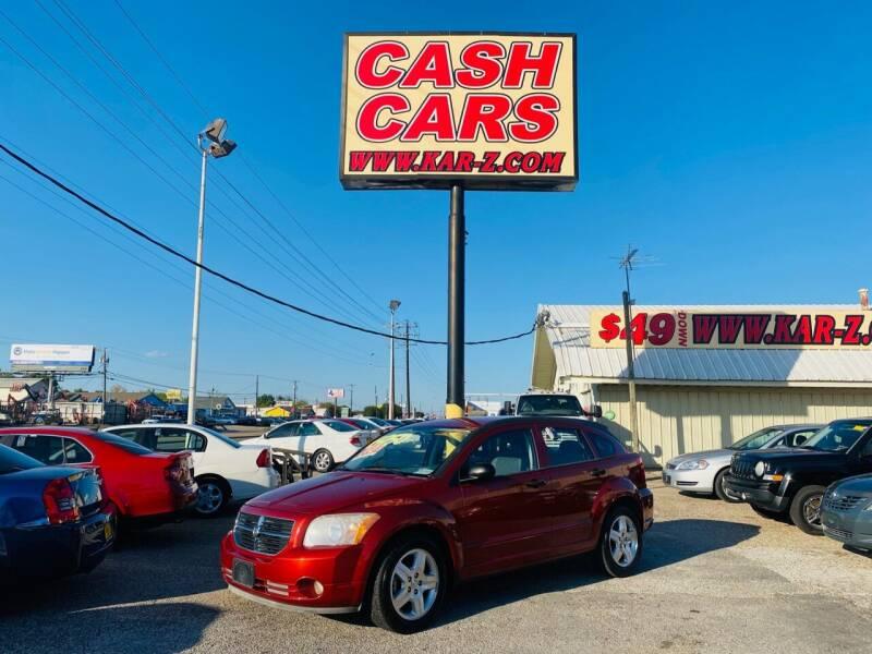 2007 Dodge Caliber for sale at www.CashKarz.com in Dallas TX