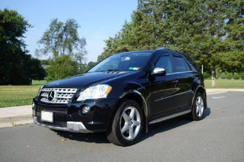 2010 Mercedes-Benz M-Class for sale at GEARHEADS in Vienna VA