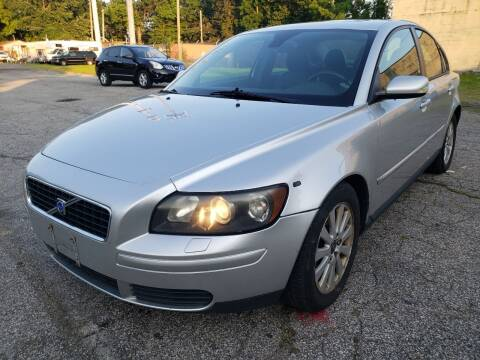 2005 Volvo S40 for sale at Flex Auto Sales in Cleveland OH