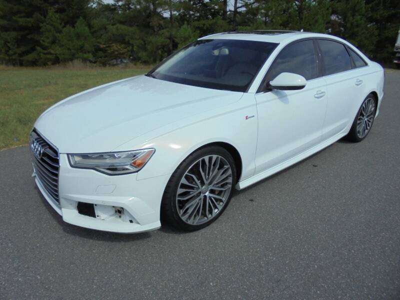 2016 Audi A6 for sale at TURN KEY OF CHARLOTTE in Mint Hill NC
