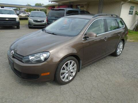 2012 Volkswagen Jetta for sale at H & R AUTO SALES in Conway AR