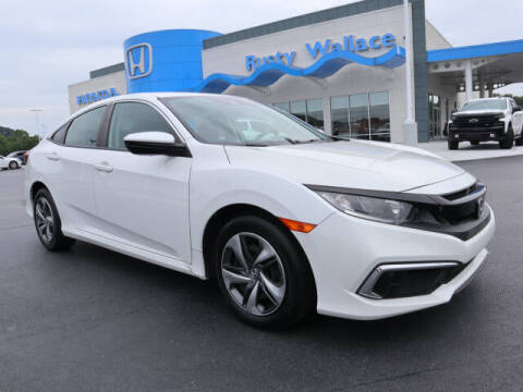 2019 Honda Civic for sale at RUSTY WALLACE HONDA in Knoxville TN