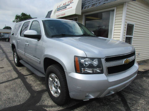 2013 Chevrolet Suburban for sale at U C AUTO in Urbana IL