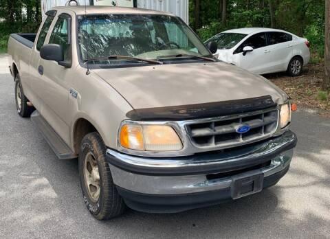 1997 Ford F-150 for sale at Cobalt Cars in Atlanta GA