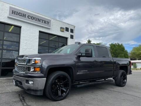 2014 Chevrolet Silverado 1500 for sale at High Country Motor Co in Lindon UT