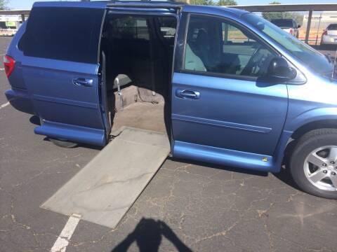2007 Dodge Grand Caravan for sale at Maxem Car Rental in Peoria AZ