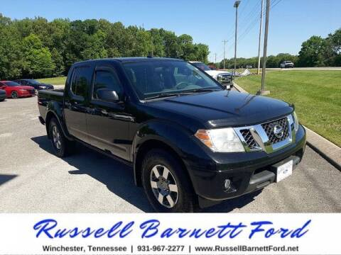 2012 Nissan Frontier for sale at Oskar  Sells Cars in Winchester TN