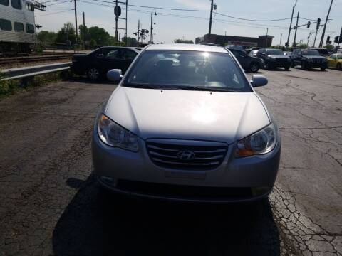 2008 Hyundai Elantra for sale at Discovery Auto Sales in New Lenox IL