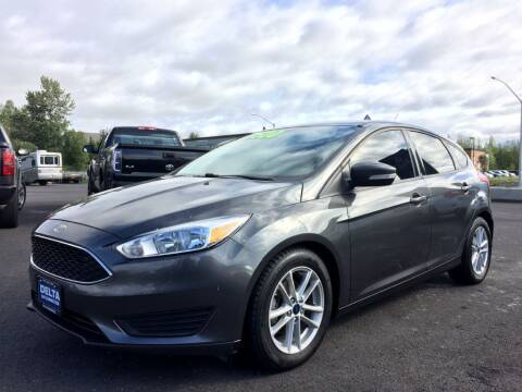 2018 Ford Focus for sale at Delta Car Connection LLC in Anchorage AK