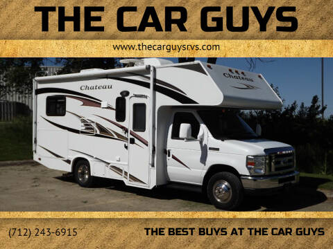 2011 Thor Chateau Chateau 21C for sale at The Car Guys in Atlantic IA