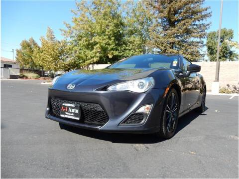 2015 Scion FR-S for sale at A-1 Auto Wholesale in Sacramento CA