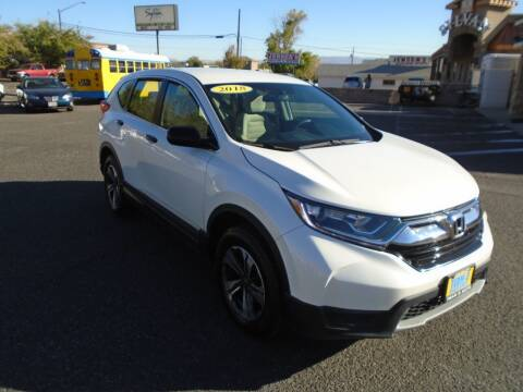 2018 Honda CR-V for sale at Team D Auto Sales in St George UT