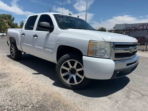 2009 Chevrolet Silverado 1500 for sale at Boktor Motors in Las Vegas NV