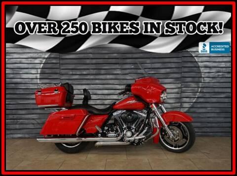 2010 Harley-Davidson Street Glide for sale at AZautorv.com in Mesa AZ