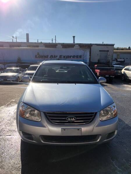2008 Kia Spectra for sale at Budget Auto Deal and More Services Inc in Worcester MA