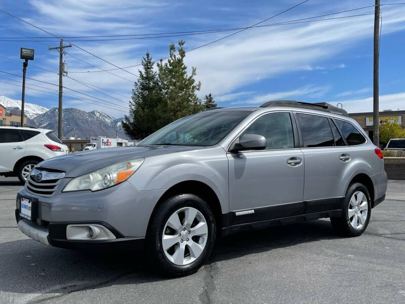 2010 Subaru Outback for sale at Ultimate Auto Sales Of Orem in Orem UT