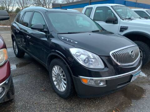 2012 Buick Enclave for sale at BEAR CREEK AUTO SALES in Rochester MN