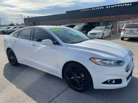 2013 Ford Fusion for sale at Motor City Auto Auction in Fraser MI