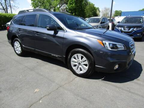 2015 Subaru Outback for sale at 2010 Auto Sales in Troy NY