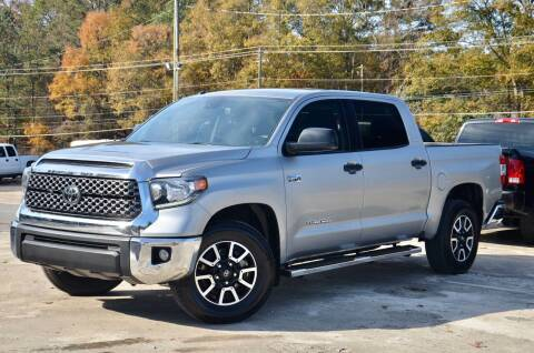 2019 Toyota Tundra for sale at Carxoom in Marietta GA