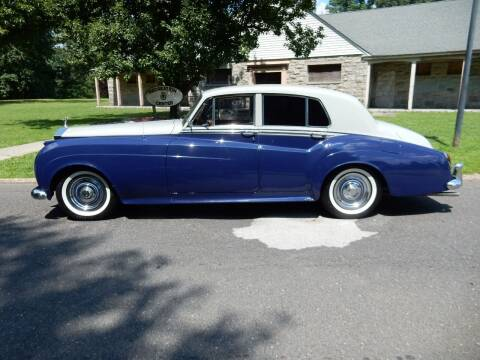 1959 Rolls-Royce Silver Cloud l for sale at PALMA CLASSIC CARS, LLC. in Audubon NJ