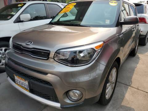 2017 Kia Soul for sale at ALL CREDIT AUTO SALES in San Jose CA