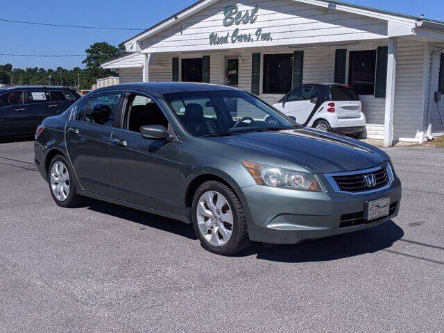2009 Honda Accord for sale at Best Used Cars Inc in Mount Olive NC