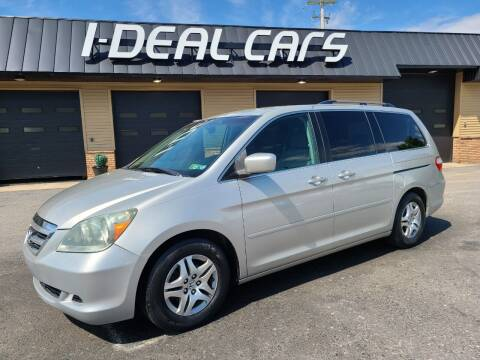 2005 Honda Odyssey for sale at I-Deal Cars in Harrisburg PA
