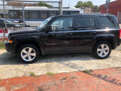 2014 Jeep Patriot for sale at GARET MOTORS in Maspeth NY