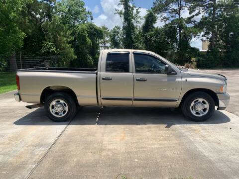2005 Dodge Ram Pickup 2500 for sale at Texas Truck Sales in Dickinson TX