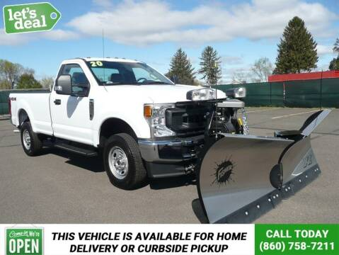 2020 Ford F-250 Super Duty for sale at Shamrock Motors in East Windsor CT