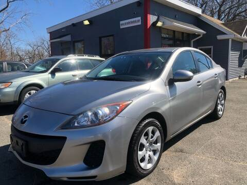 2012 Mazda MAZDA3 for sale at Auto Kraft in Agawam MA