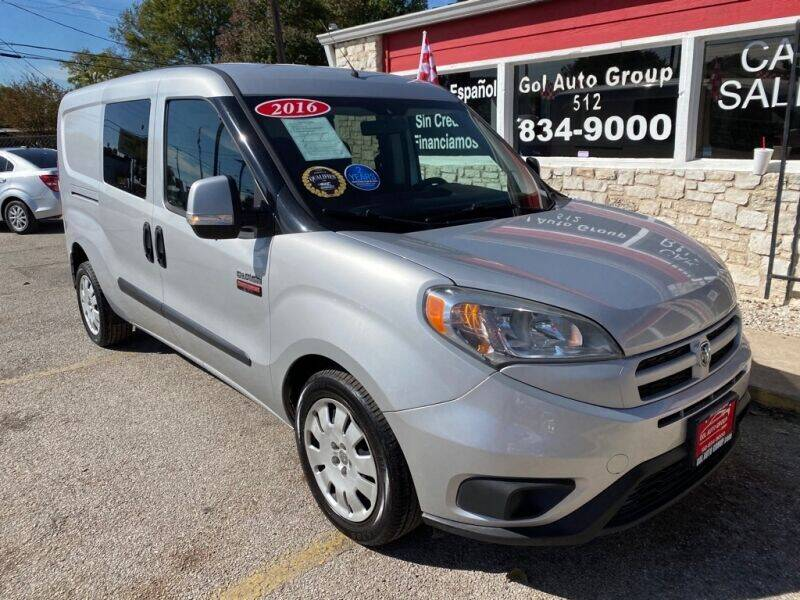 2016 RAM ProMaster City Wagon for sale at GOL Auto Group in Austin TX