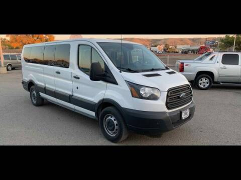 2016 Ford Transit Passenger for sale at Shamrock Group LLC #1 in Pleasant Grove UT