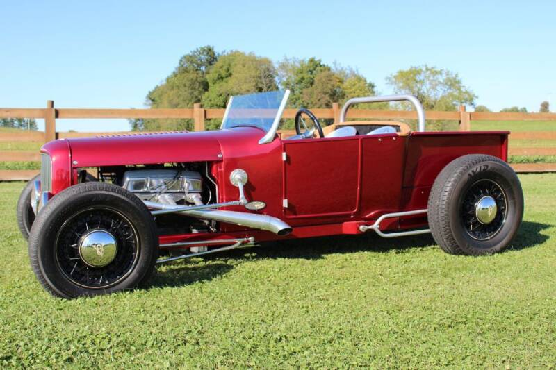 1927 Ford ROADSTER Model A for sale at Belmont Classic Cars in Belmont OH
