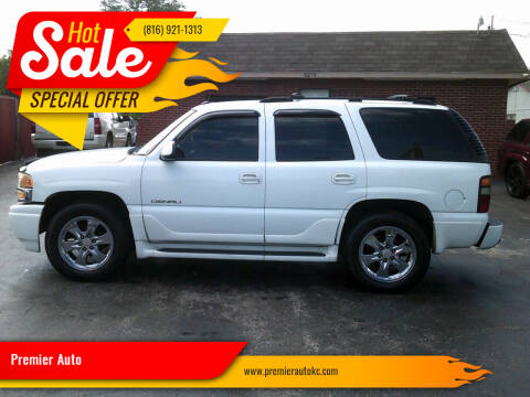 2005 GMC Yukon for sale at Premier Auto in Independence MO