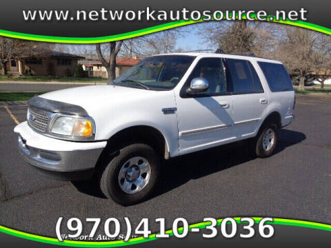 1997 Ford Expedition for sale at Network Auto Source in Loveland CO