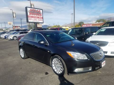 2011 Buick Regal for sale at ATLAS MOTORS INC in Salt Lake City UT